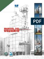 Manual Usuario Secadora de Granos-GAS