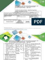 Guia_de_actividades y rubrica de evaluación_Pretarea - Captación de agua lluvia