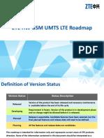 Zte Roadmap_gsm Umts Lte_201407