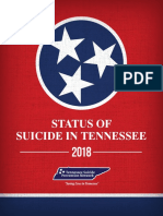 TSPN Status of Suicide 2018