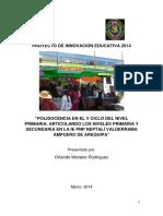 Proyecto Polidocencia 2014 (2)