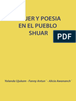 Mujer y Poesia Mundo Shuar