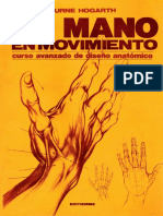La Mano en Movimiento - Burne Hogarth
