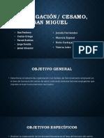 CESAMO%2c San Miguel.pptx