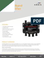 Bda Drop Amplifier Ds