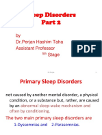 PSY.lect8.SleepDisorders PP 2