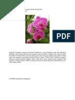 Gambar dan nama latin atau nama ilmiah tanaman hias.docx
