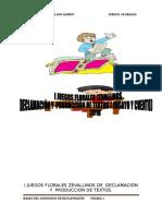 JUEGOS  FLORALES