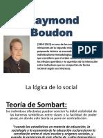 Teoria Social Boudon
