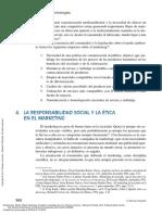 2. 3. Responsabilidad Social y La Etica en El Marketing Yonne
