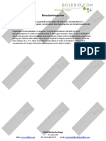 B 110 Benzylaminopurine Stock Solution