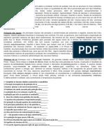 Atividades sobre meio ambiente  geo.docx