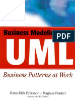 Wiley Business Modeling With UML Business Patterns at Work