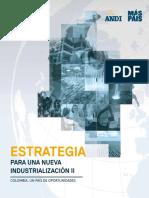 Estrategia Para Una Nueva Industrializacion II