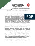 Procesos Catalíticos-  Zeolitas