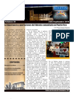 Boletín Puentes - Volumen 20