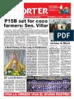 Bikol Reporter September 2 - 8, 2018 Issue