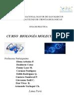 ADN Práctica-1 (2018)