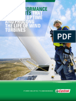 Wind Turbine Brochure Castrol