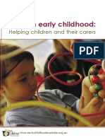 stress in early childhood.pdf