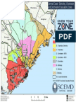 Central Coast - Berkeley, Charleston, Dorchester Evacuation Zones