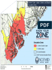 Southern Coast - Jasper, Colleton, Beaufort Evacuation Zones