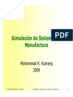 MVII - Simulación de Procesos [Compatibility Mode]