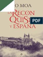 La Reconquista y España - Pio Moa