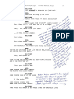 Frozen (Broadway Rehearsal Script) (4 Pages)