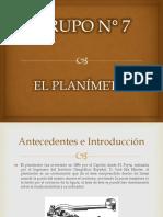 PRESENTACION PLANIMETRO