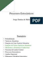 Processos Estocásticos - Aula 3