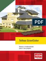 Catálogo Telhas Gravicolor