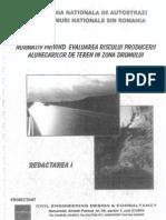 Normativ Privind Evaluarea Riscului Producerii Alunecarilor de Teren in Zona Drumului