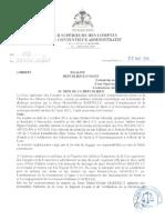 PETROCARIBE —-La demande de décharge produite par Olivier Martelly a été rejetée par la Cour des Comptes