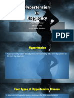 Hypertension in Pregnancy (Pogs-cpg)
