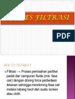 1 Filtrasi