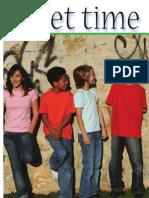 Children's Quiet Time Sample