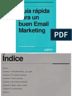 Guia Rapida Para Un Buen Email Marketing