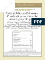 Guideline - Ankle Stability and Movement Coordination Impairments - Ankle Ligament Sprains.pdf