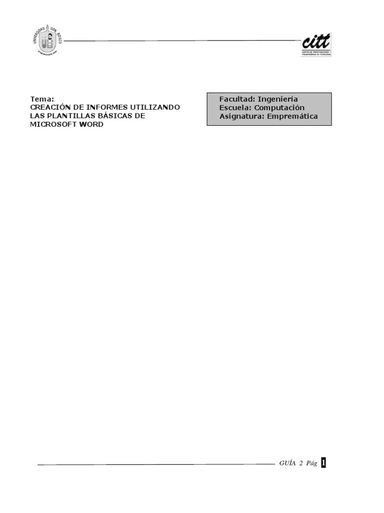 Guía 2 - Emprematica
