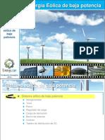 Capítulo 3 - Sistema Eólico de Baja Potencia