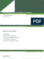 Introdução ao Equilíbrio Químico.pptx