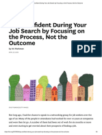 HBR_Stay Confident During Your Job Search by Focusing on the Process, Not the Outcome