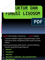 8.Struktur Dan Fungsi Lisosom