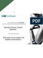 Certificacion Eset