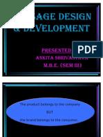 Message Design Development