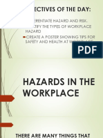 Hazard and Risk