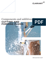 Cutting and Forming FluidsA4 2015