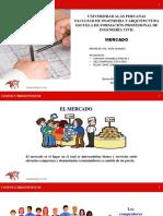 Trabajo de Mercado