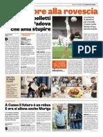 La Gazzetta Dello Sport 11-09-2018 - Il Personaggio